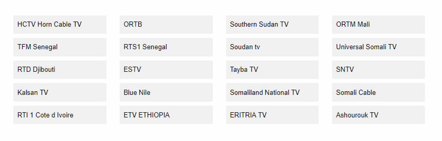 Etv Channels List